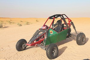 Dune Buggy (Top 10 Things To Do In Dubai)