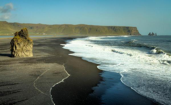 Surfing Reykjavik, Iceland