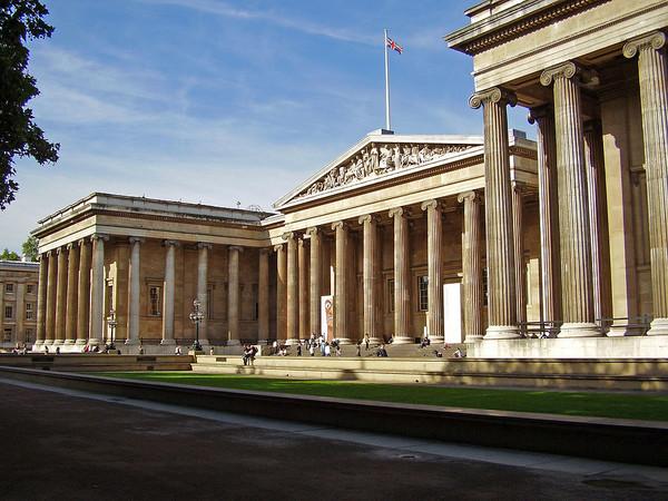 British Museum from NE 2