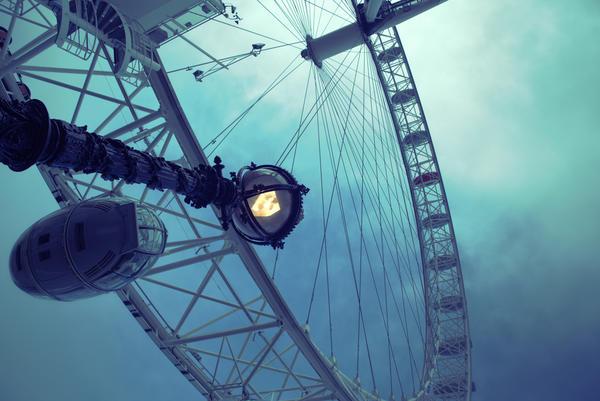 Eye - Dream World - London City (On Explore 19th Feb 2014)