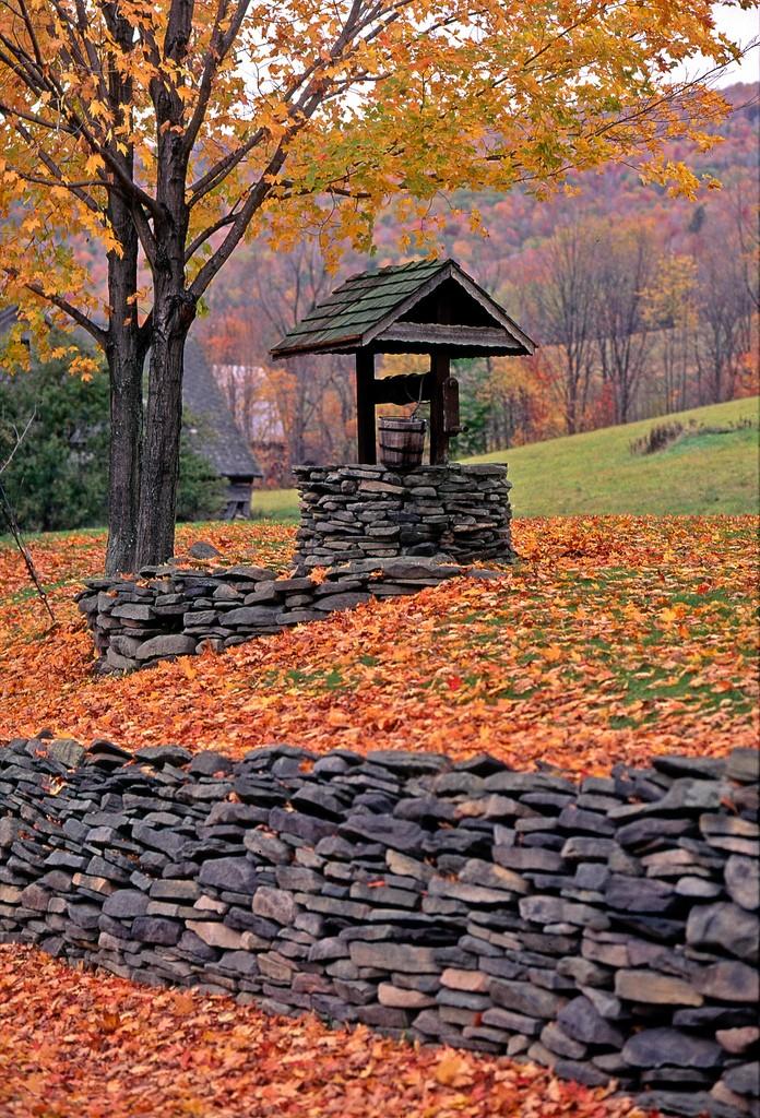 Fall in the Catskills