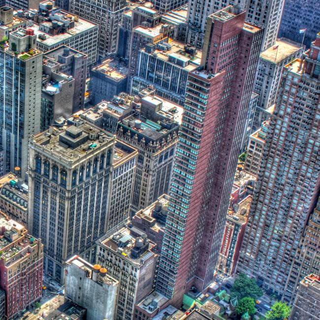 Living in New York