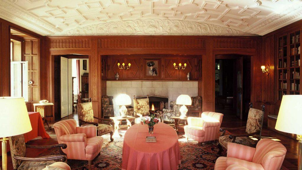 Schloss Kogl lounge
