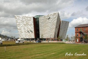 Belfast Titanic Quarter (The Grand Titanic Building)