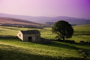 farmhouse (Idyllic breaks in the UK)