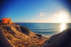 Sunrise, Friday Morning (Traveling to Cabo San Lucas)
