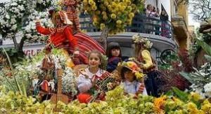 Madiera (5 Top Springtime Flower Festivals)