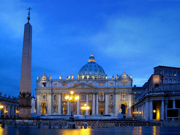 The Vatican - St. Peter's Square