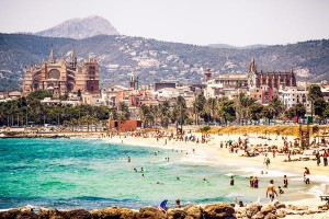 Día de playa (Most Beautiful Beaches in Majorca)