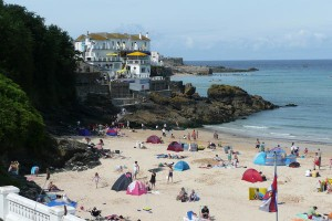 Pednolva,St.Ives,Cornwall (Top 5 beaches in the UK)