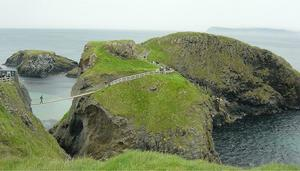 Carrick-a-Rede Rope Bridge 2