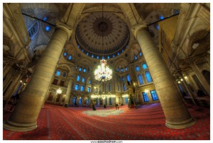 Eyüp Sultan Mosque (Top 8 Places to Travel in Turkey)
