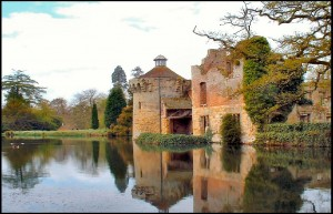 Scotney Castle, Lamberhurst,  Kent (Holiday to the lovely county of Kent)