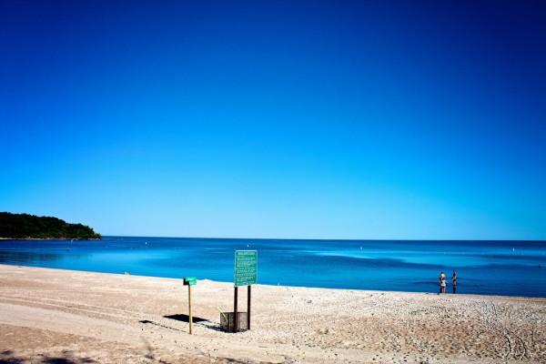 Grand Beach, Manitoba