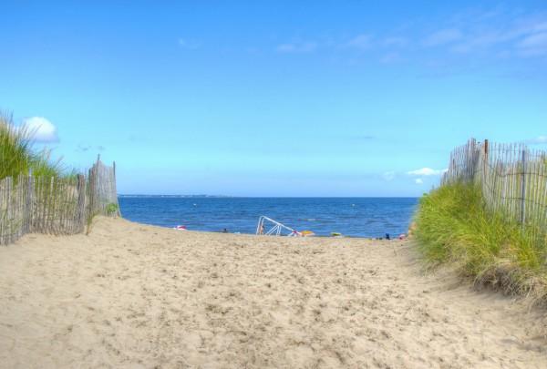 Parlee Beach, New Brunswick