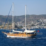 sailing Turkey