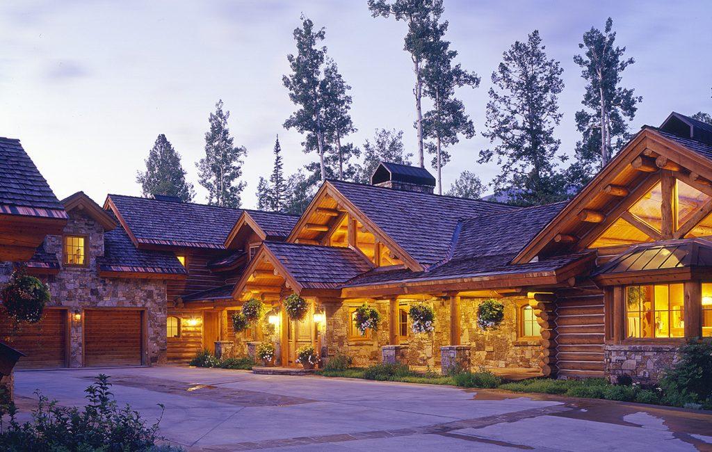 Ski Mansion