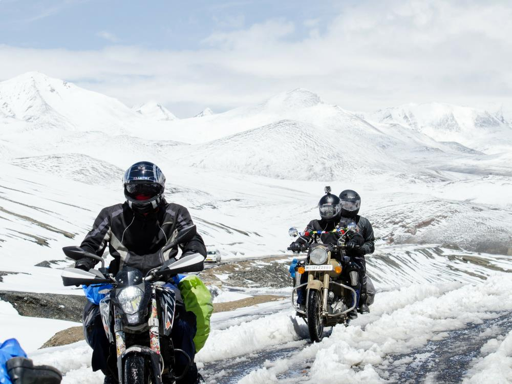 Trekking - Ladakh Range, India