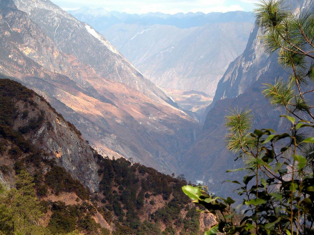 Trekking - Tiger Leaping Gorge, China