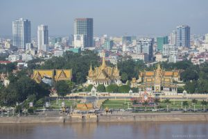 Phnom Penh Cityscape (Best Places to Visit in Cambodia)