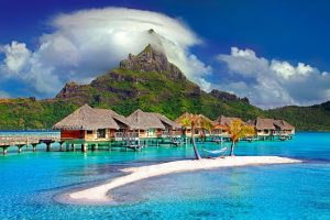 bora-bora-Caribbean (3 Best Places to Celebrate a Romantic Anniversary in the Caribbean)