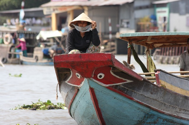 Mekong River Cruise