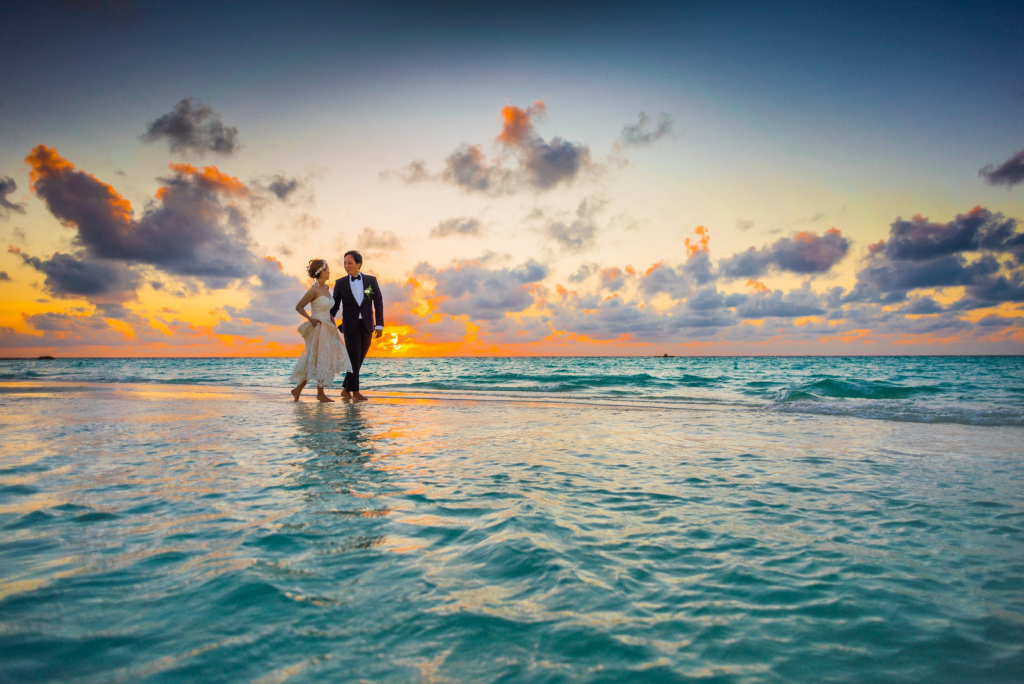 Top 5 Destination Wedding Locations in the U.S.